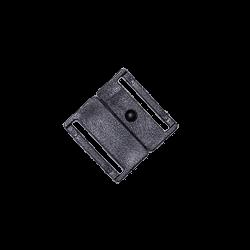 Sicherheitsclip schwarz