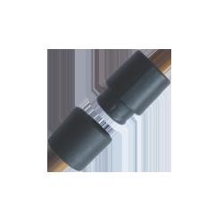 Sicherheits Clip schwarz