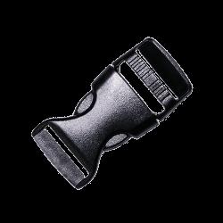 Kunststoff Clip Schwarz